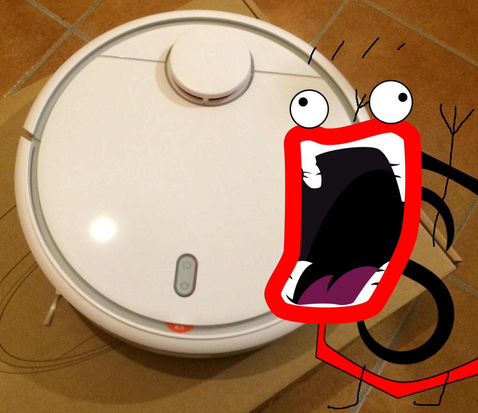 Xiaomi Mi Robot Vacuum (1st gen) A.K.A. ROBY!